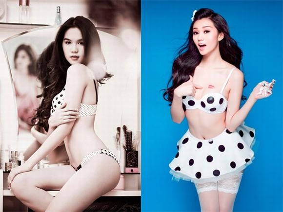 """Đây là cách khiến showbiz Việt phải """"dậy sóng"""" của Khánh My - Tin sao Viet - Tin tuc sao Viet - Scandal sao Viet - Tin tuc cua Sao - Tin cua Sao"""