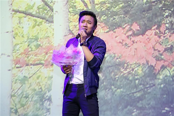 Ca sĩ Quý Bình đã tặng khán giả bài hát Tình bơ vơ. - Tin sao Viet - Tin tuc sao Viet - Scandal sao Viet - Tin tuc cua Sao - Tin cua Sao
