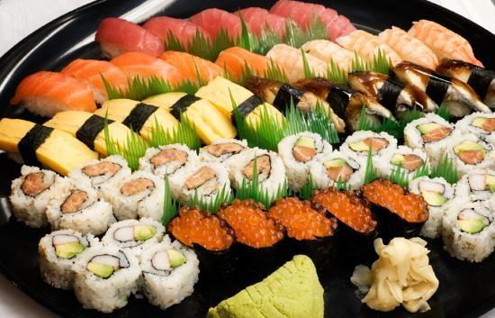 Vị nồng của wasabi và bí ẩn của nó cànglàm cho món ăn của Nhật Bản thêm nồng nàn khó quên.