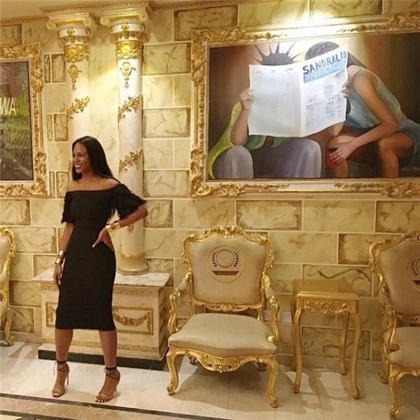 Hội con nhà giàu chịu chơi nhất quả đất thực ra đang ở châu Phi