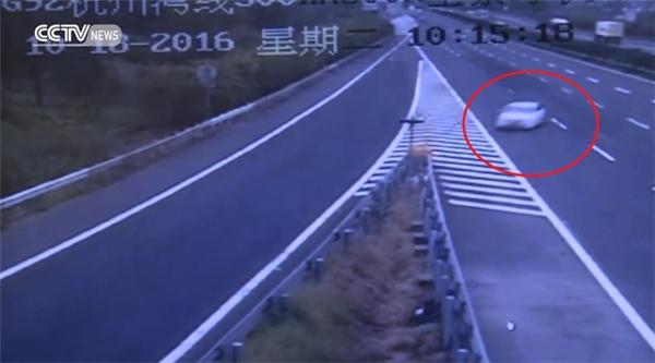 Nữ tài xế gặp tai nạn thảm khốc do nghe theo định vị GPS