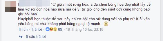 Một bạn trẻ bình luận và nhận được nhiều sự đồng lòng từ dân mạng. (Ảnh: Chụp màn hình)