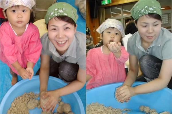 Cô muốn dạy cho con mình nấu ăn, dạy cho cô bé làm việc nhà, cho đến khi nào cô không còn đủ sức nữa mới thôi.