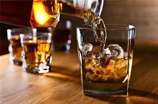 Rượu whisky mang lại nhiều lợi ích không ngờ cho sức khỏe.(Ảnh minh họa - Nguồn: Internet)