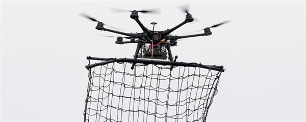 Cảnh sát Nhật dùng máy bay điều khiển để bắt drone