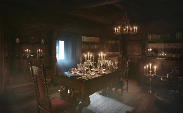 """Tới lâu đài chúa tể Dracula """"săn"""" ma cà rồng mùa Halloween 2016"""