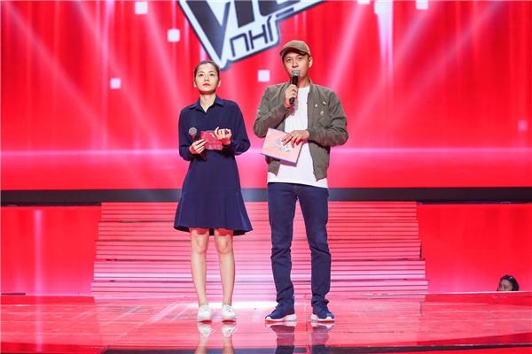2 MC của chương trình: Chi Pu và Ngô Kiến Huy - Tin sao Viet - Tin tuc sao Viet - Scandal sao Viet - Tin tuc cua Sao - Tin cua Sao
