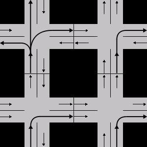 Quy tắc giao thông bên trái. (Ảnh: internet)