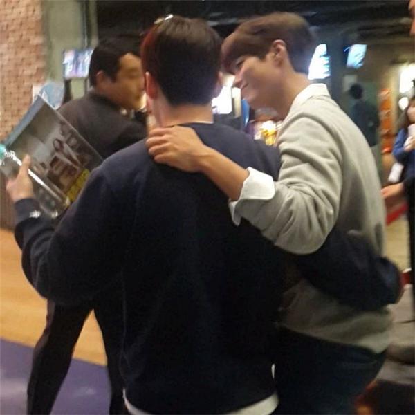 Nếu là fan của Park Bo Gum, chắc hẳn sẽ rất ganh tị với chàng trai này