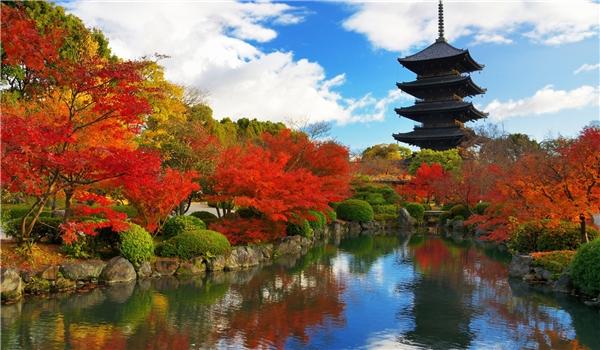 2.Kyoto, Nhật Bản. Từng là thủ đô của Nhật Bản suốt1000 năm,Kyoto là sự kết hợp hoàn hảo giữa cổ điển và hiện đại với bộ sưu tập được UNESCO công nhận là di sản văn hóa thế giới, khu phố geisha và nền ẩm thực độc đáo.