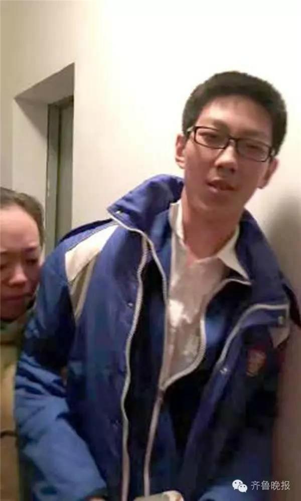 Sun Yixiao là một học sinh cấp 2 tại Cáp Nhĩ Tân, tỉnh Hắc Long Giang, Trung Quốc. (Ảnh: Internet)