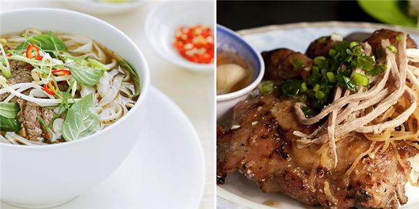 Việt Nam:Nền ẩm thực Việt Nam rất đa dạng nên bữa sáng cũng trải dài từ cà phê, bánh mì cho tới các món ăn cầu kì hơn như bún, xôi,... nhưng nổi bật vẫn là phở (đại diện cho miền Bắc) và cơm tấm (miềnNam).