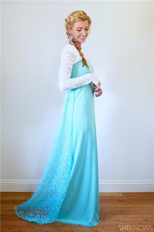 Elsa đẹp mĩ miều thì sao nhỉ?(Ảnh: Internet)