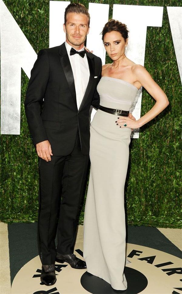 David Beckham và Victoria Beckhamkhiến mọi người phải dành nhiều lời khen ngợi phong cách thời trang vừa tinh tế vừa sang trọng.