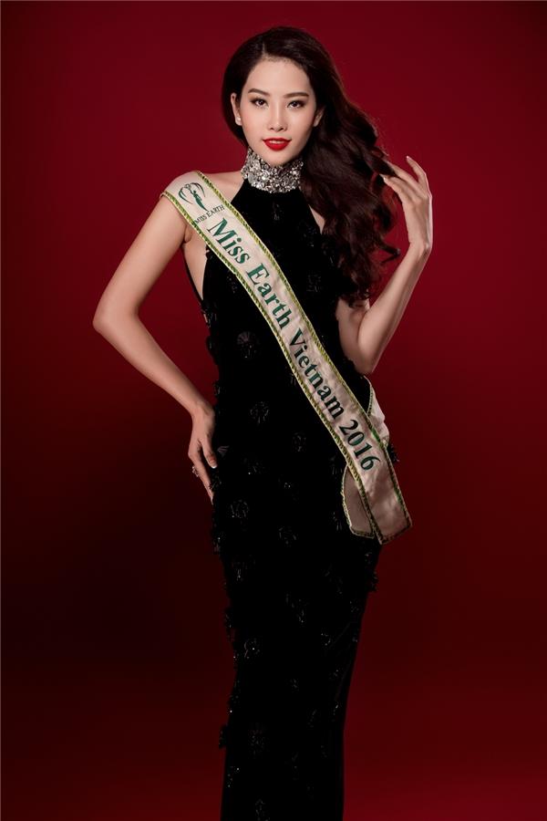 Nam Em hút truyền thông quốc tế ở giai đoạn nước rút tại Miss Earth