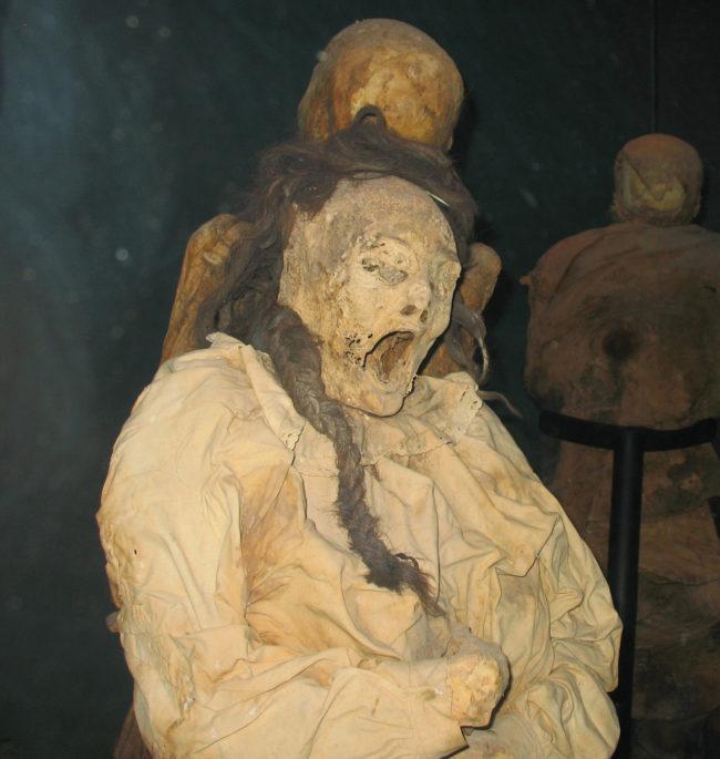 Điều gì đã khiến những xác ướp này có cái chết kinh hoàng đến vậy?