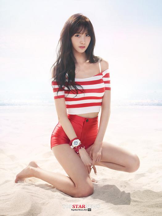 …Yoona còn có vẻ sexy khó cưỡng!