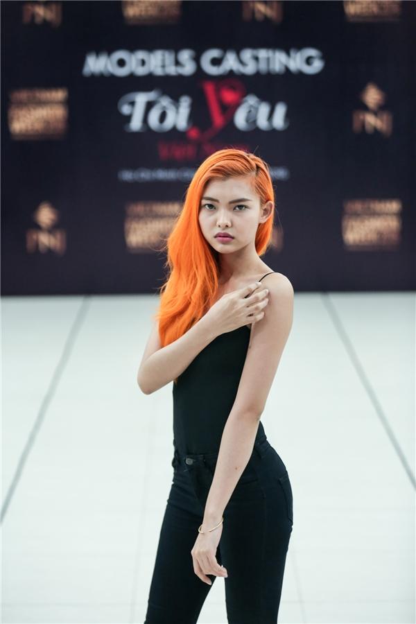 Hậu trường tuyển chọn người mẫu đầy khắc nghiệt tại VNIF 2016