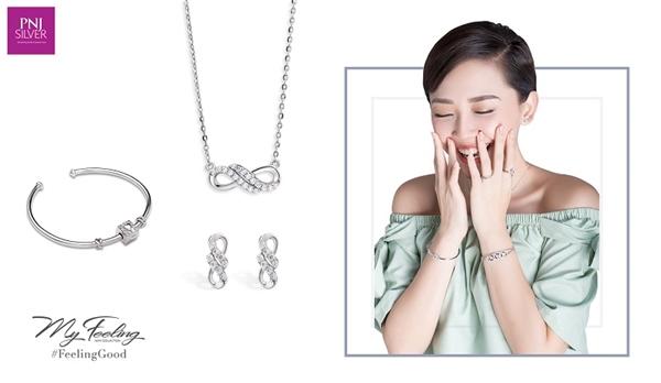Bí quyết Mix & Match son môi cùng trang sức bạc