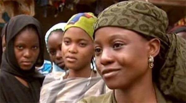 Những người con gái của ôngMohhammed Bello Abubakar. (Ảnh: internet)