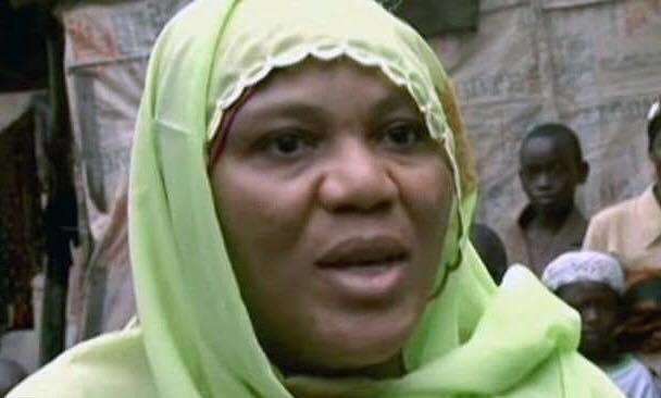 Một trong những người vợ củaMohhammed Bello Abubakar. (Ảnh: internet)