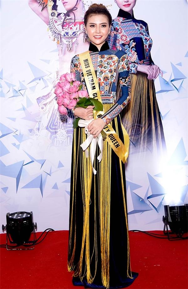 Hành trình của Ngọc Duyên tại Miss Global Beauty Queen 2016