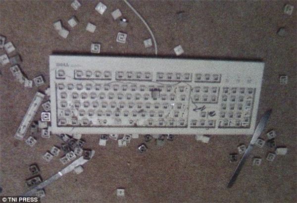 Bữa tiệc bàn phím sẽ làm bạn phát điên dù có đang tỉnh táo cỡ nào. (Ảnh: Internet)