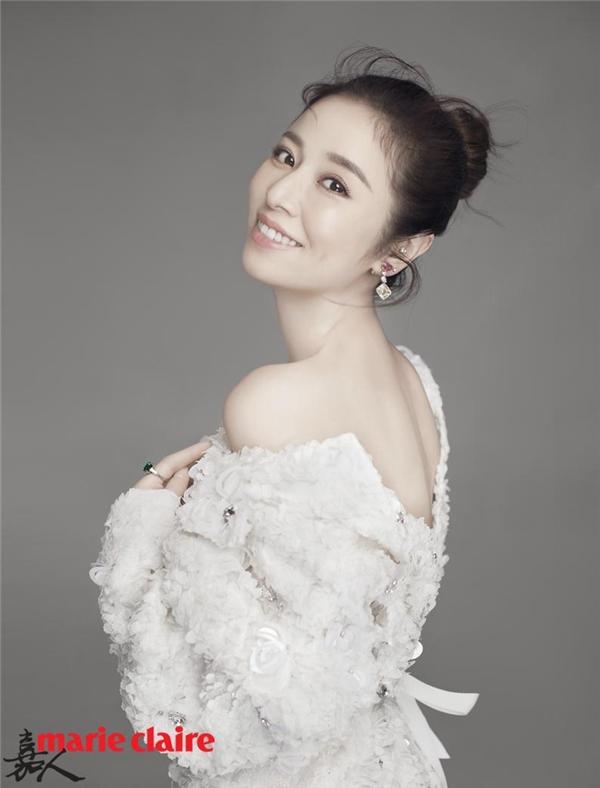 Angela Baby và Lâm Tâm Như tranh chức bà bầu đẹp nhất Hoa ngữ