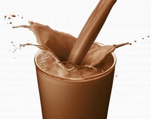Muốn tăng cơ nhanh chóng? Hãy uống sô cô la