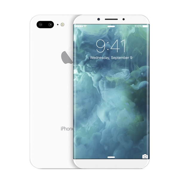 Ăng-ten của iPhone 8 sẽ được đặt ẩn bên trong màn hình. (Ảnh: internet)