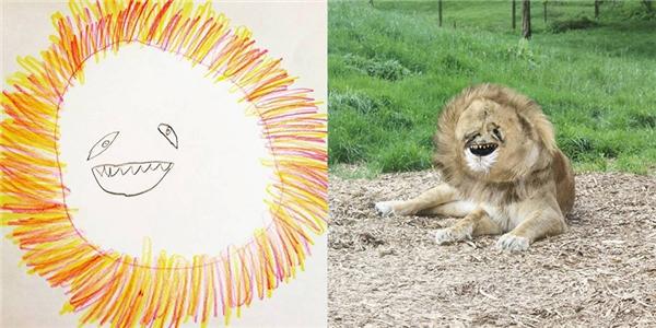 """Con sư tử """"thảo mai"""" nhất hệ mặt trời là đây."""