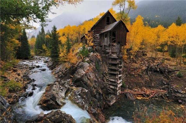 Những ngôi nhà cô độc nhất thế gian