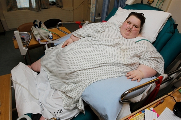 Georgia trong bệnh viện để điều trị bệnh.