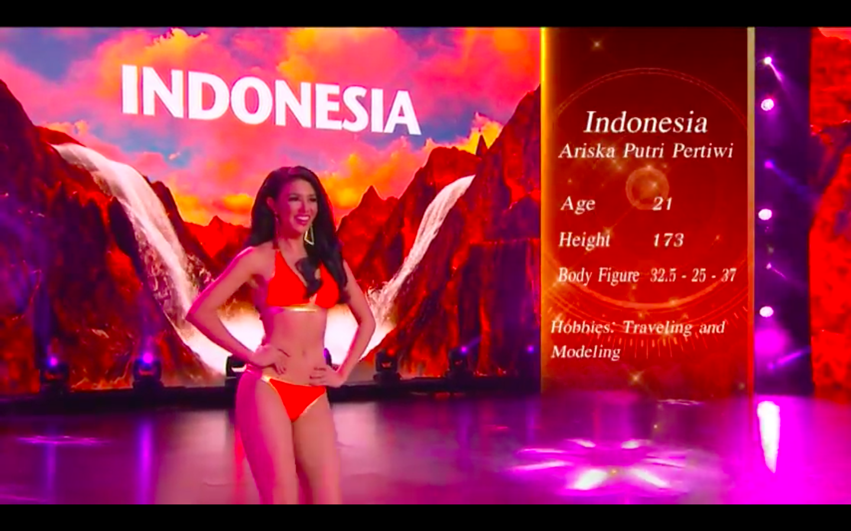 Nguyễn Thị Loan nóng bỏng với bikini, đọ dáng cùng top 20 Miss Grand
