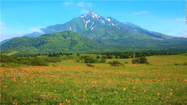 #1 Hokkaido, Nhật Bản (Ảnh: CNN)