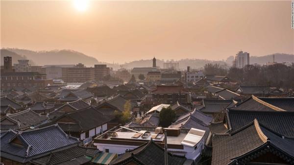 #3 Jeonju, Hàn Quốc (Ảnh: CNN)