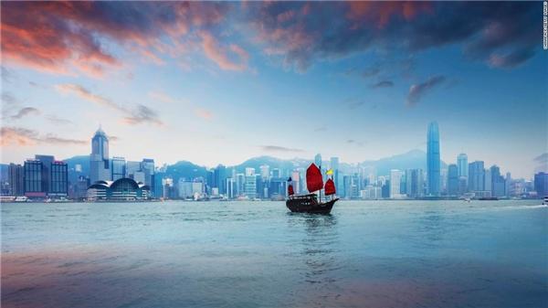 #5 Hong Kong (Ảnh: CNN)