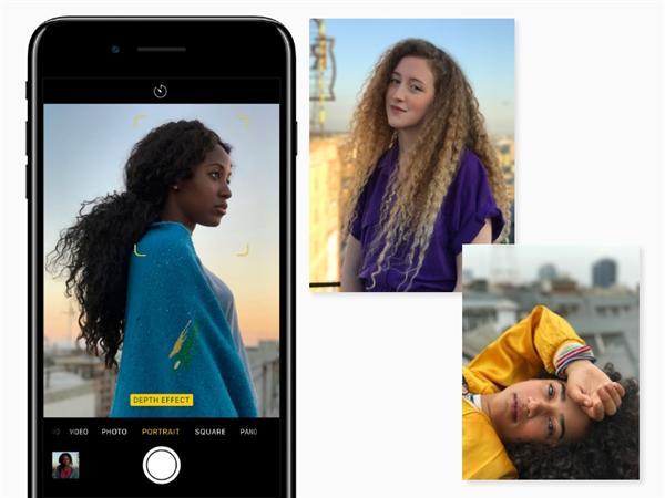 iPhone 7 Plus sẽ được tăng cường khả năng chụp xóa phông với iOS 10.1. (Ảnh: internet)