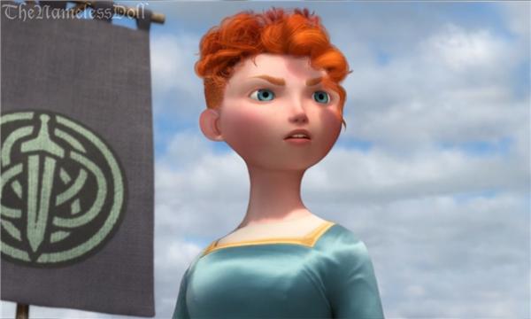 """Với một cô gái mạnh mẽ, cá tính như nàng công chúa tóc xù thì """"mốt"""" tóc undercut mới thời thượng làm sao.(Ảnh: The Nameless Doll)"""