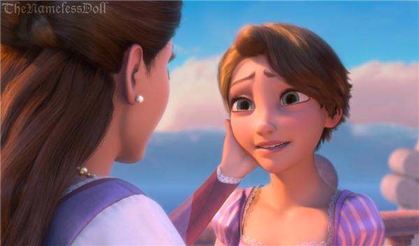 Nàng công chúa tóc mây... đẹp trai hẳn ra!(Ảnh: The Nameless Doll)