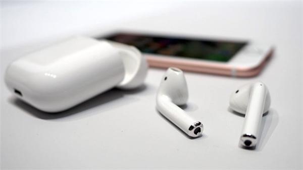Apple ém hàng vô thời hạn tai nghe không dây Airpods