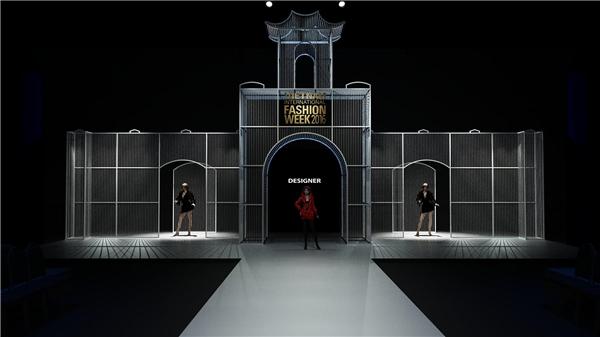 VNIF 2016 công bố thiết kế sân khấu lấy cảm hứng từ Cửa Ô Hà Nội