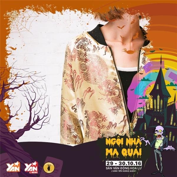 Ngôi nhà ma quái - điểm đến chất chơi mùa Halloween
