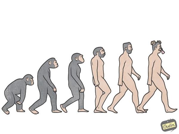 Một thế kỷ nữa, con người sẽ tiến hóa thành chiếc smartphone.