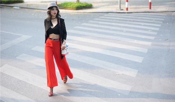 Ngất ngây với style hàng hiệu chất lừ của NTK 9X xinh như hot girl