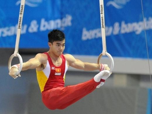 Điểm danh những hot boy thể thao Việt khiến bao nàng điêu đứng