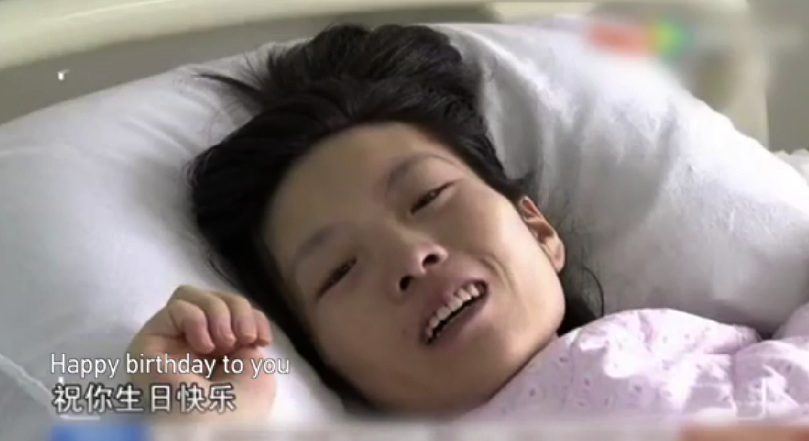 Xót xa video 25 lời chúc sinh nhật mẹ gửi con gái trước khi mất