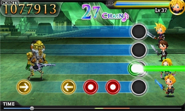 Theatrhythm Final Fantasy. (Ảnh: internet)