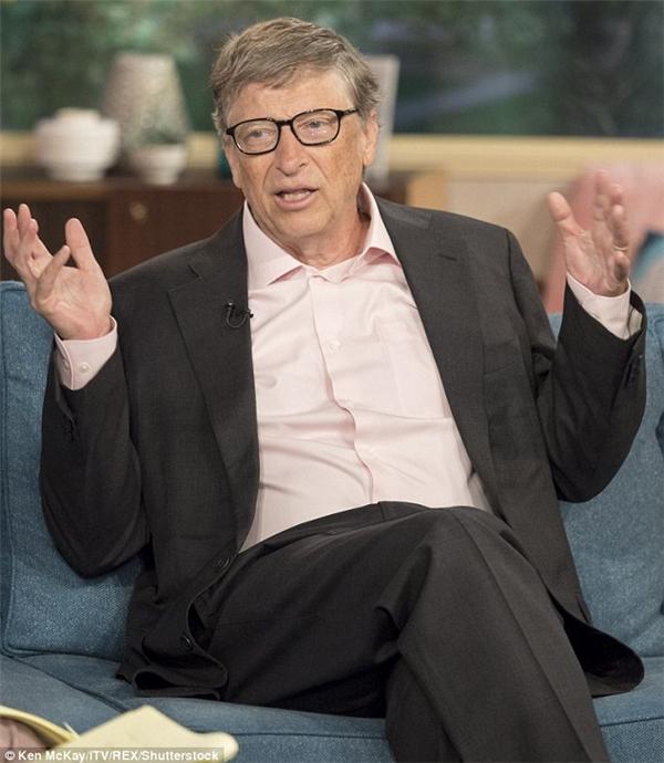 Bill Gatescho biết ông chỉ nuôi các con ăn học, còn cuộc sống và sự nghiệp của bản thân thì họ tự lo.