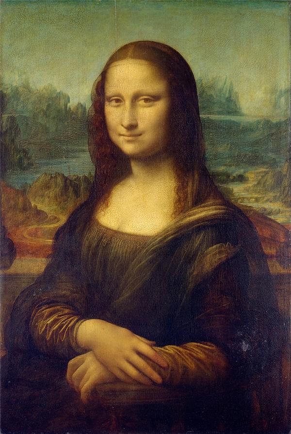 Nàng Mona Lisa và đôi mắt ám ảnh.